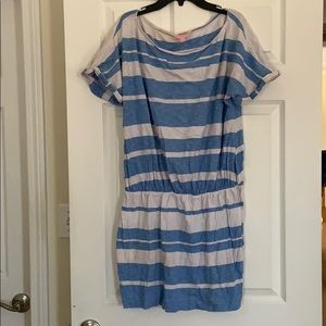 Lilly Pulitzer beach dress! Size Large!